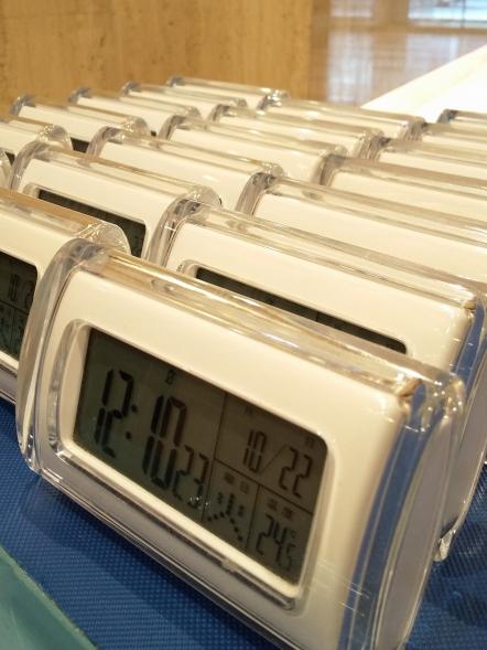 今まで使ってた時計☆