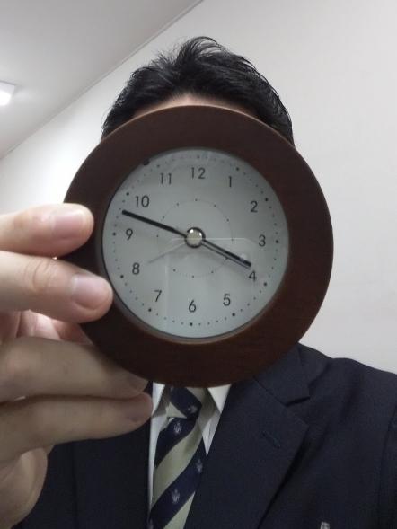新しく設置する時計☆